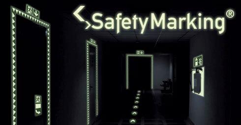 SafetyMarking langnachleuchtend