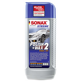 sonax xtreme polish wax 2 hybrid npt politur gegen feine. Black Bedroom Furniture Sets. Home Design Ideas