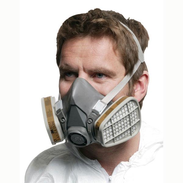 3m atemschutzmaske 6100 halbmaske serie 6000. Black Bedroom Furniture Sets. Home Design Ideas