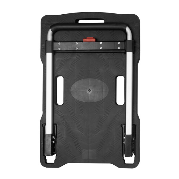 klappb gelwagen kunststoffplattform mit 4 lenkrollen 100 mm. Black Bedroom Furniture Sets. Home Design Ideas