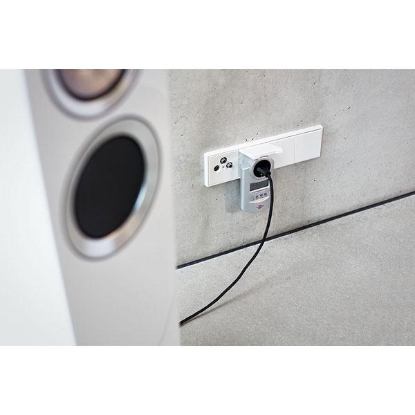 brennenstuhl primera line digitale wochenzeitschaltuhr dt mit wochentag stunden und minuten. Black Bedroom Furniture Sets. Home Design Ideas