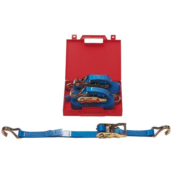 Ladungssicherung und Transportsicherung Spanngurte und
