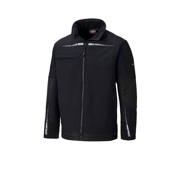 Dickies Workwear Pro Softshell Arbeitsjacke mit Reflexelementen