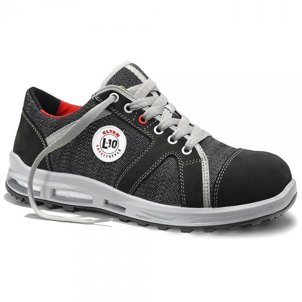 sports shoes dbead 7ec00 Elten Sicherheitsschuhe Sensation XXT Low ESD S2 Halbschuhe mit innovativer  Wellmaxx-Sohle