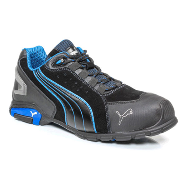 Safety Boot Argon Blue Low S3 ESD SRC