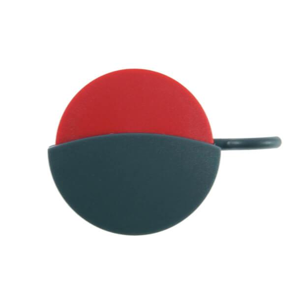 Frei-/Besetzt-Anzeige Farbe: dunkelgrau rot/grün (drehbar)
