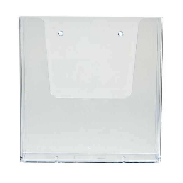 Prospektkorb für Flyer 1//3 A4 zum Aufstellen oder Einhängen DIN Lang
